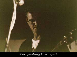 peter in studio